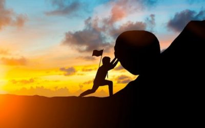 Why You're Feeling Stuck As An Entrepreneur