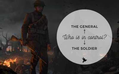 Who Is In Control – Your Soldier Or Your General?
