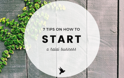 7 Tips On How To Start A Halal Business