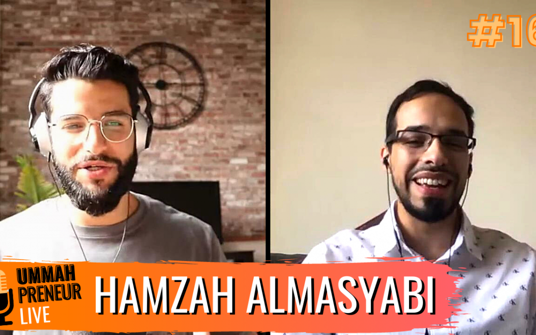 Revolutionizing How People Invest In Gold w/ Hamzah Almasyabi   Ummahpreneur Live Podcast #16