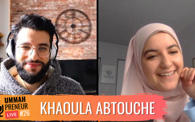 How Dignitii Is Transforming Modest Sportswear w/ Khaoula Abtouche | Ummahpreneur Live #26