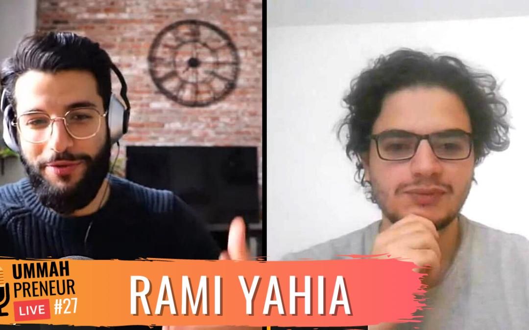 How To Identify Viral Business Trends w/ Rami Yahia