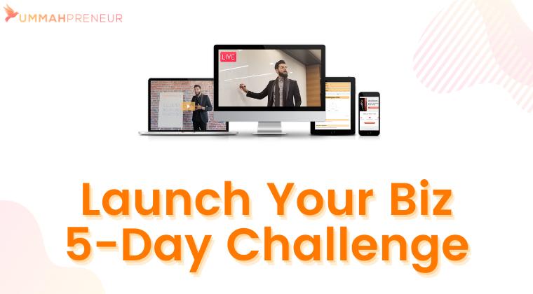 Ummahpreneur Launch Your Profitable & Halal Online Business In Just 5 Days