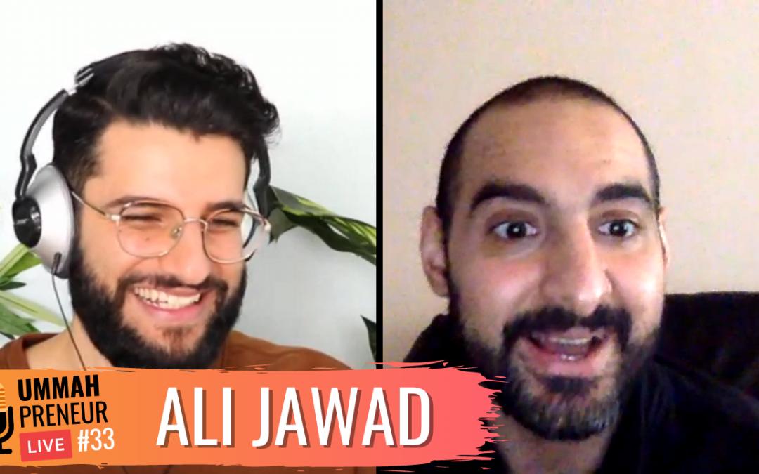 Paralympic Powerlifting Champion Turned Tech Entrepreneur w/ Ali Jawad