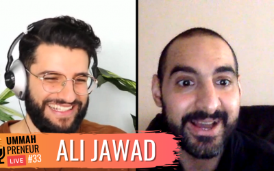 Paralympic Powerlifting Champion Turned Tech Entrepreneur w/ Ali Jawad