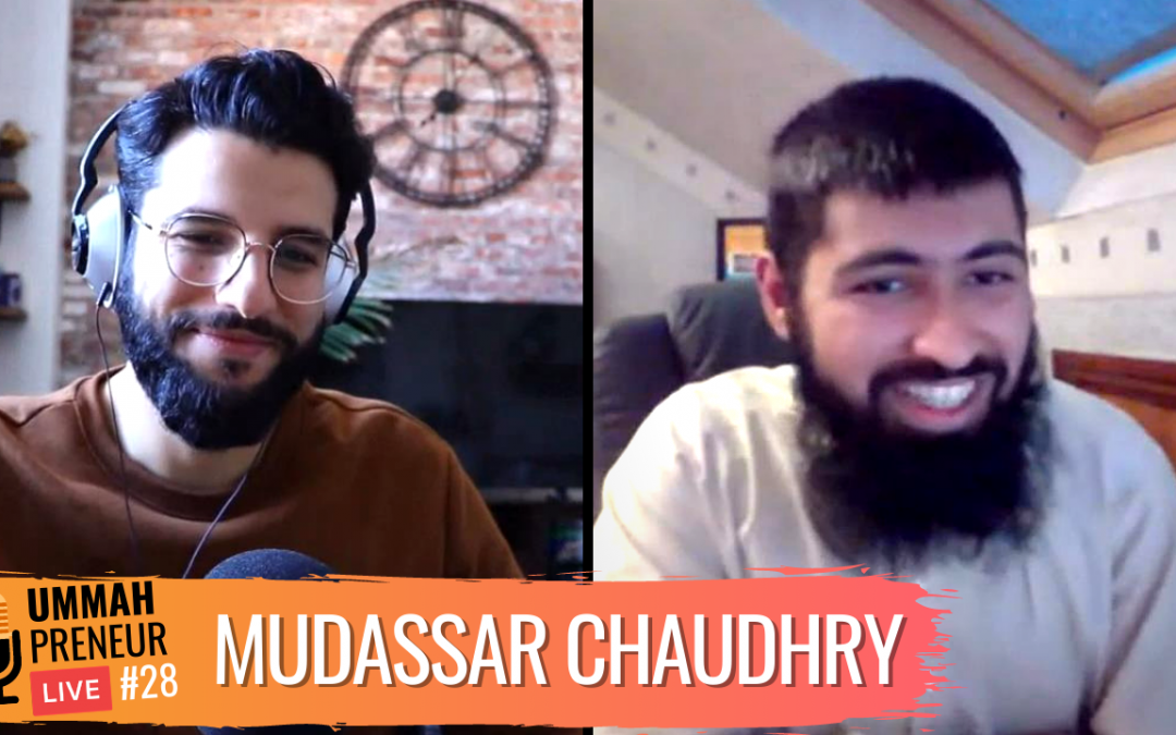 How To Grow Your Network & Build A Thriving Community w/ Mudassar Chaudhry