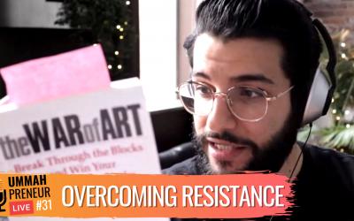 Overcoming Resistance & The War Of Art w/ Abby El-Asmar