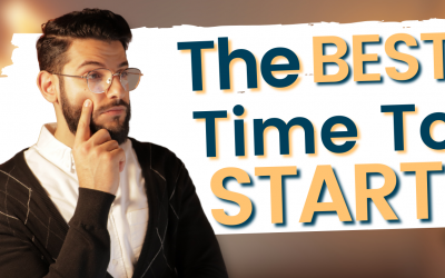 The BEST Time To Start A Business | Advice For Muslim Entrepreneurs