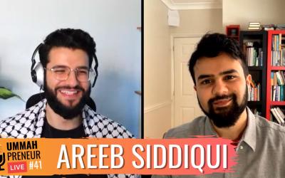 App Development, Islamic Fintech, & Money-Management w/ Areeb Siddiqui