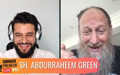 Entrepreneurship, Islam, iERA & Dawah w/ Sh. Abdurraheem Green
