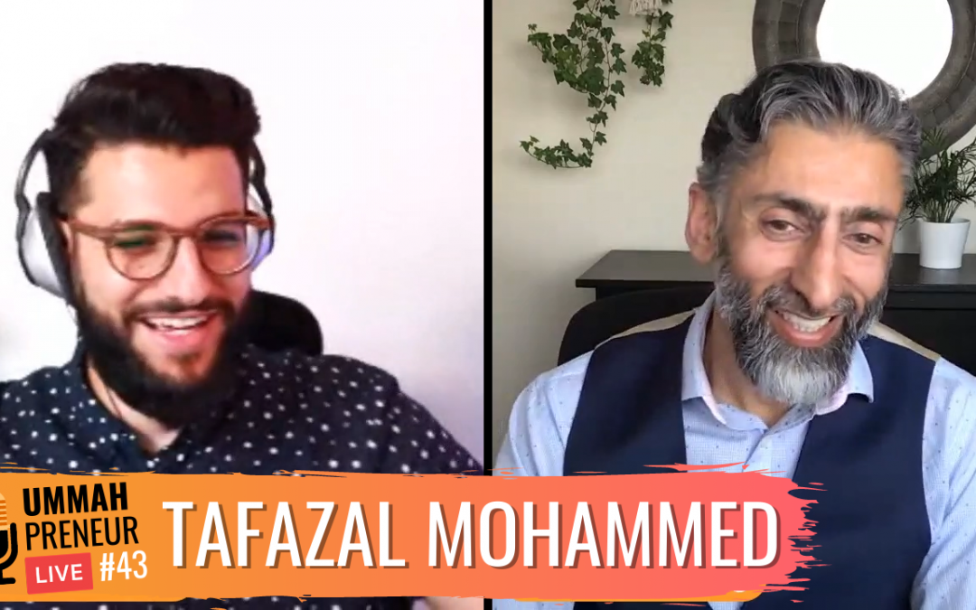 Coaching Men To Live A Life They Deserve w/ Tafazal Mohammed
