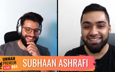 Building An Islamic Mindfulness App w/ Subhaan Ashrafi