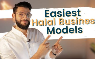 The EASIEST Halal Business Model For Beginners in 2021 | Halal Business Ideas