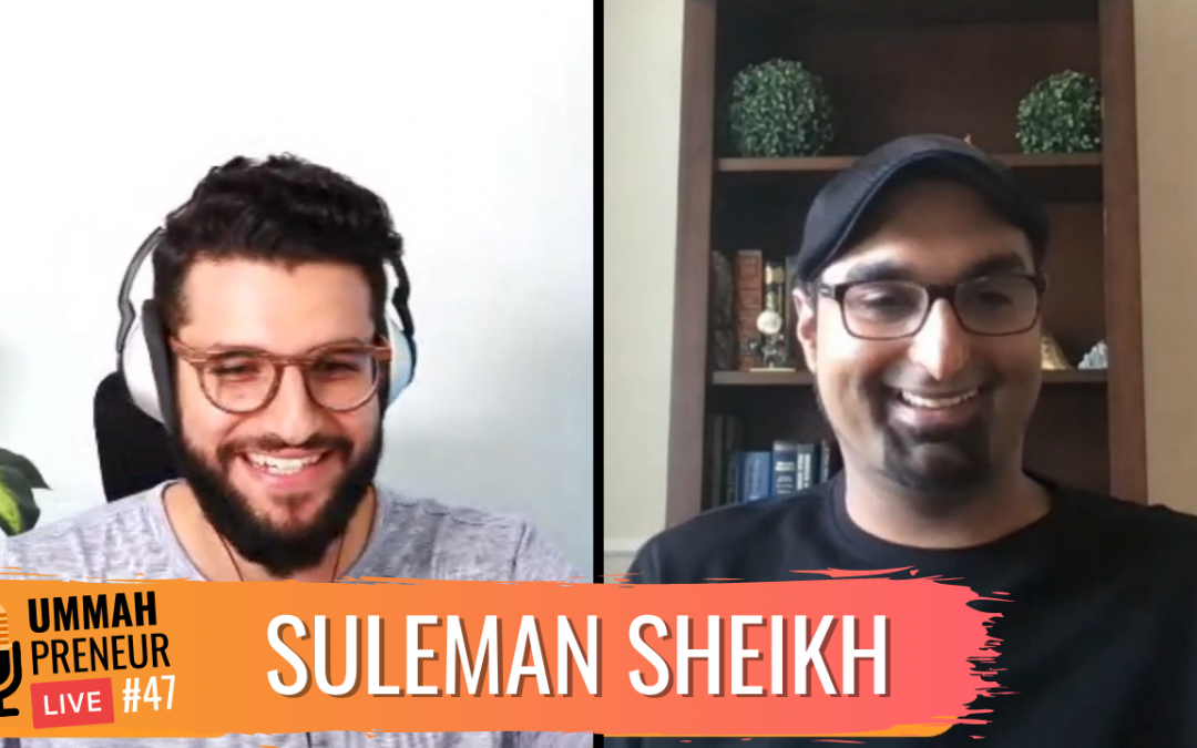 How You Can Level Up Your Marketing Strategy w/ Suleman Sheikh
