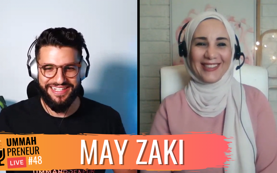 Helping Muslims Lead Healthier Lives w/ May Zaki