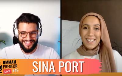 The Art Of Purposeful Branding w/ Sina Port
