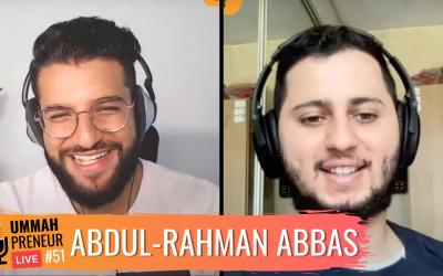 From Idea To App Launch In Under 12 Months w/ Abdul-Rahman Abbas
