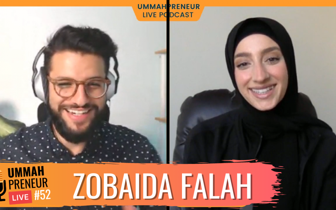 Building A Snack Bar Business From My Kitchen w/ Zobaida Falah