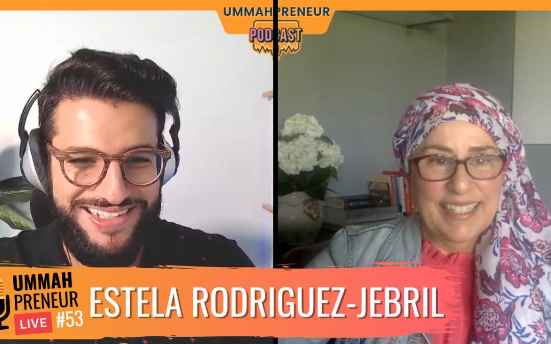 Sex Coaching, Self-Actualization & Mental Health w/ Estela Rodriguez-Jebril