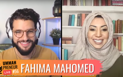 Conquering Your Fears To Show Up Powerfully w/ Fahima Mahomed
