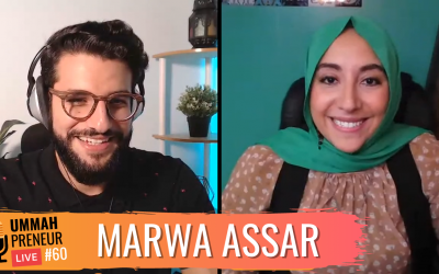 Reconnecting A Disconnected Heart To Allah w/ Marwa Assa